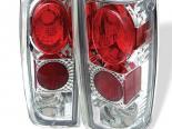 Задняя оптика для Chevrolet S-10 82-93 Altezza  Хром: Spyder