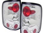 Задние фары для Ford F150 04-07 Altezza Хром : Spyder
