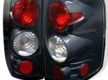 Задние фары на Ford F150 04-07 Altezza Карбон: Spyder