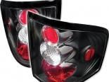 Задние фары для Ford F150 04-05 Altezza Чёрный : Spyder