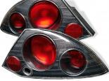 Задние фары для Mitsubishi Eclipse 00-05 Altezza Карбон: Spyder