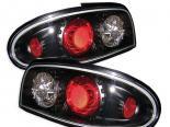 Задние фонари на Nissan Altima 93-97 Altezza Чёрный: Spyder