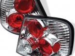 Задние фары на Nissan Altima 98-01 Altezza Хром: Spyder