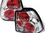 Задние фонари для Volkswagen Jetta 99-04 Altezza Хром : Spyder