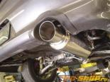 AMS Turboback with Resonated Test Pipe Mitsubishi EVO VIII IX 03-07