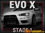 AMS Mitsubishi Lancer Evolution X Stage 1