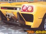Automobili Veloce задний крылья 01 Lamborghini Gallardo 03-12