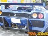 Automobili Veloce задний Garnish/задний решетка 02 Lamborghini Diablo 90-01