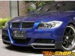 Ankglid Передняя губа 01 CFRP - Карбон - BMW 3-Series седан E90 06-11