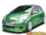 Aero Over Side Step 01 Toyota Yaris 06-10