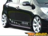 Aero Over Side Step 02 Toyota Yaris 06-10