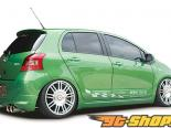 Aero Over Body Graphic 01 Type A Toyota Yaris 06-10