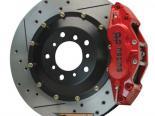AP Тормозная система передний  Красный 03-05 Bmw Z4 / 99-05 E46 3-Series (Exc M3) 6-поршневые 2pc 14