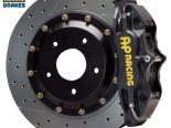 """AP Racing тормозной комплект (Чёрный Calipers / 2-части 13"""" Cross-Drilled / тормозные диски) - Honda S2000 00+"""