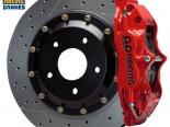 """AP Racing тормозной комплект (Красный Calipers / 2-части 13"""" Cross-Drilled / тормозные диски) - Honda S2000 00+"""