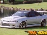 Aero Palece Side Step 01 Nissan Skyline R33 Coupe Including GT-R 95-98