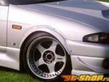 Aero Palece Over крылья|Trim(F&R) 01 Nissan Skyline R33 Coupe Including GT-R 95-98