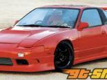 Aero Palece передний  крылья|Exchange Type 01 Nissan 240SX S13 89-94