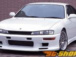 Aero Palece Side Step 03 Nissan 240SX S14 95-98