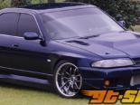 Aero Palece Side Step 01 Nissan Skyling R33 седан 95-98