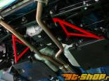 Agress Chassis Reinforcement Bar 01 Type D Toyota GT86 | Scion FR-S 13+