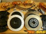 Agress тормозной комплект|Set 01 Subaru Impreza WRX Wagon GH 08-10
