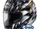 Arai Corsair-V Race Карбон Harada золотой Шлем