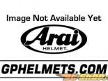 Arai XD-4 Cowl Vent Set Aluminum серебристый