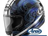 Arai Profile Riptide Синий Шлем LG