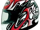 Arai Quantum/F Edwards 2 Красный Шлем