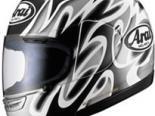 Arai Quantum/F Edwards 4 серебристый Шлем
