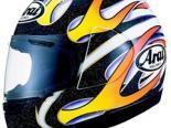 Arai Quantum/F Haga 1 Жёлтый Шлем