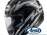 Arai RX-Q Thunder Чёрный Шлем MD
