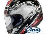 Arai RX-Q Thunder Красный Шлем MD