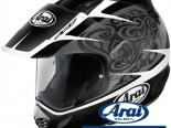 Arai XD-3 Thierry Van Den Bosch Чёрный Шлем MD