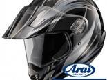 Arai XD-3 Contrast Чёрный Шлем SM