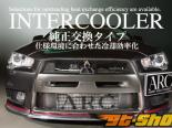 ARC Intercooler | Genuine Parts Exchange 01 M073 Mitsubishi Evolution X 08-13