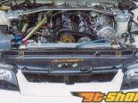 AutoSelect Japan Radiator | Coolingpanel 01 - Карбон - Nissan Skyline GT-R R33 95-98