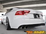 AS Sport Sportback задний Under/диффузор 01 - Brand Painted Audi A7 11-13