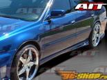Обвес по кругу на Acura TL 2002-2003 REV