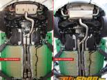 Milltek Secondary Cat Bypass | RH Secondary Catalyst Bypass Pipe Audi TT MK2 TT RS Coupe 2.5T Quattro 09-13