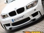 RevoZport 1M Raze передний  Splitter with Lower Splitter BMW 1M 11-12