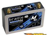 Braille Lithium Ion MiCRO-LiTE 12 Volt Battery | 1482 Amp | 10 x 3 x 7 inch | Правый Positive