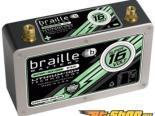 Braille Lithium Ion Super 16 Volt Battery | 1260 Amp | 10 x 3 x 6 inch | Левый Positive
