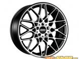 BBS RX-R Чёрный Polished Face Диски 20x9 5x112 34mm