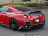 ChargeSpeed Hybrid Карбон Aero багажник Gloss Finish CFRP багажник Nissan GTR R35 09-15