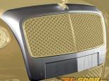 Mansory Non-Visible Карбоновый передний  решетка Mask Primed для B-Sculpture Bentley Continental Flying Spur W12 14-15