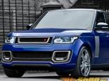 Kahn Design RS 600 Luxury Edition Карбон Composite Package with Exposed Center части and диффузор Land Rover Range Rover 13-14
