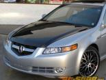 Advan Карбон стандартный Стиль Карбоновый капот Acura TL 02-03