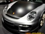 Advan Карбон стандартный Стиль Карбоновый капот Porsche 997.2 GT3 10-11